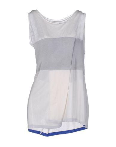 Costume National Tank Top In White