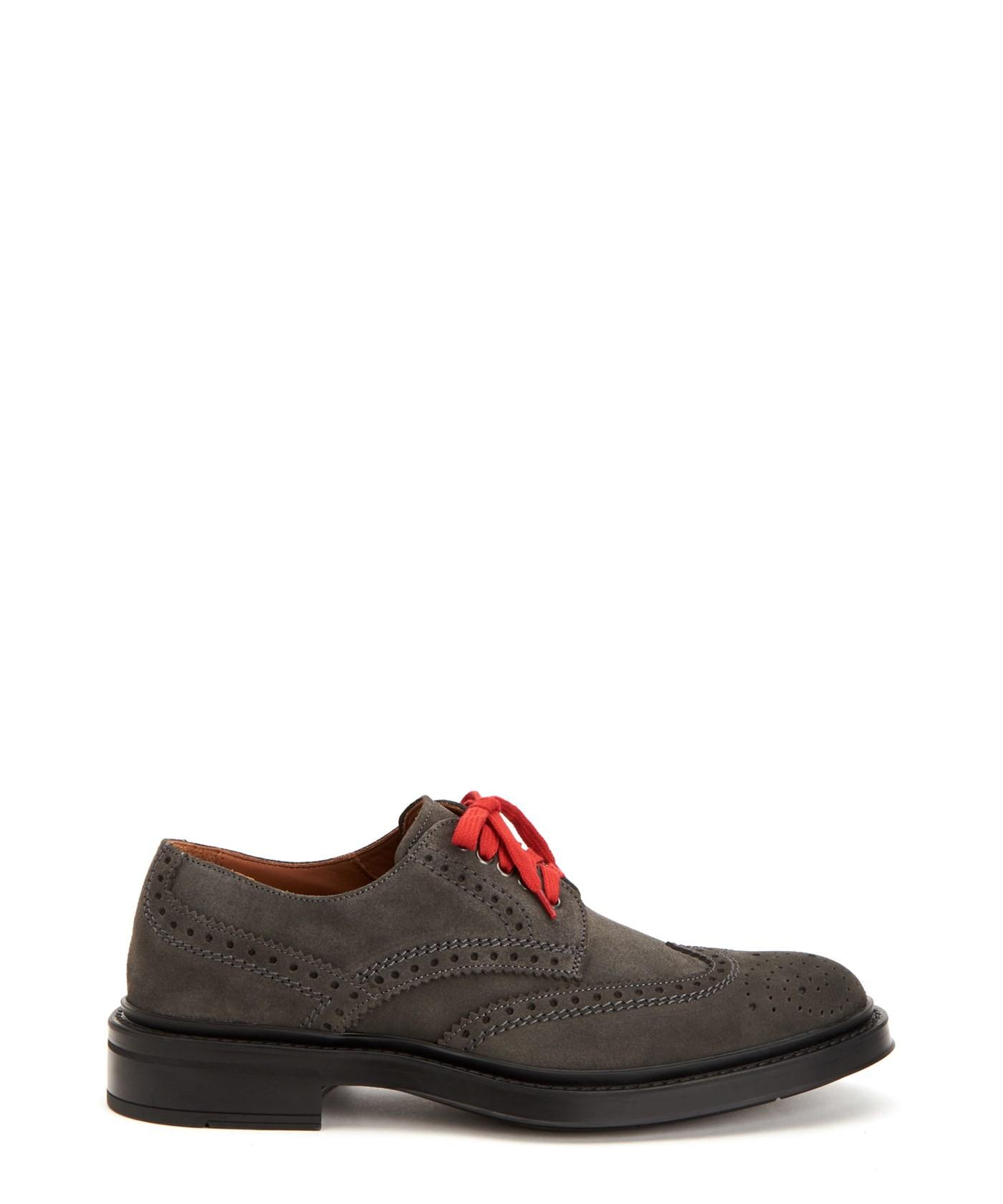 Aquatalia Landon Waterproof Leather Oxford In Nocolor