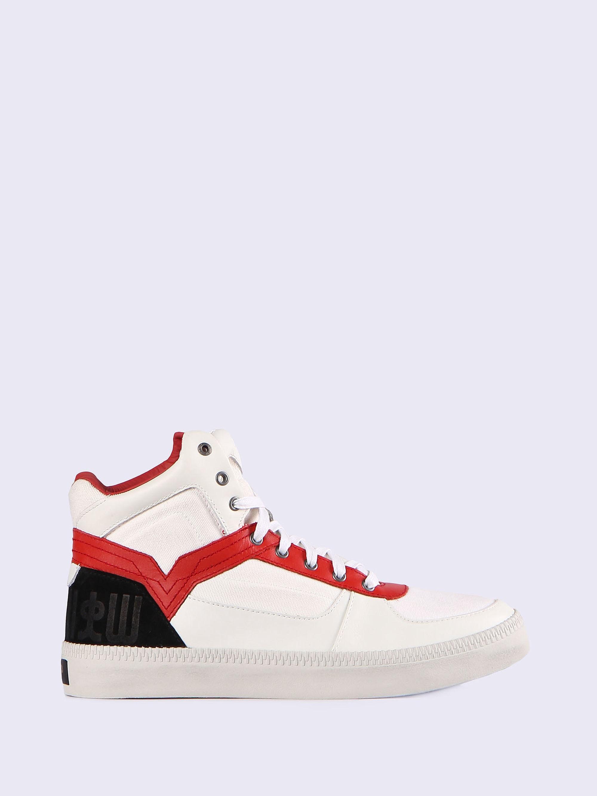 Diesel Street Fighter 5 Ryu Sneakers - White