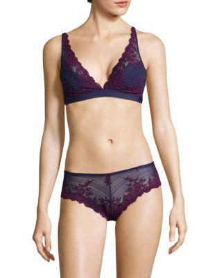 Wacoal Embrace Lace Soft Cup Bra In Astral Aura