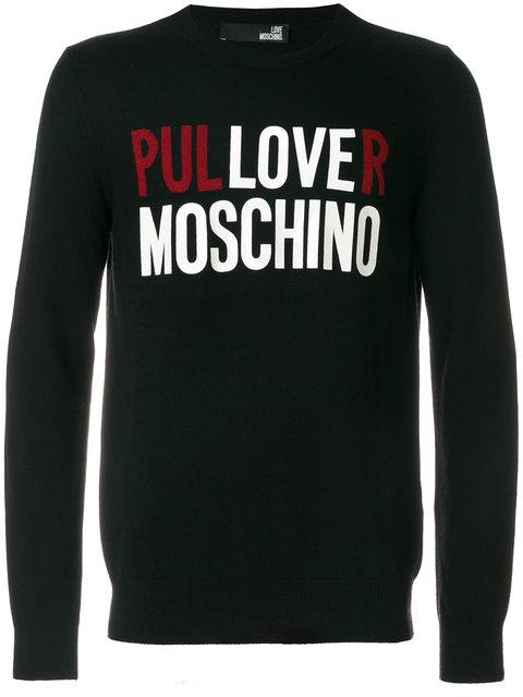 Love Moschino Black