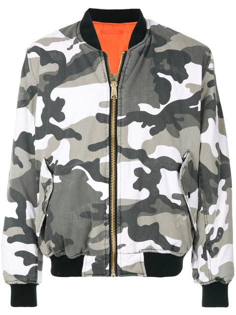 Alyx Halcyon Blvd Bomber Jacket In Multicolored