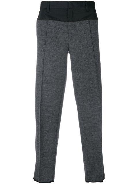 Kolor Contrast Suit Track Pants