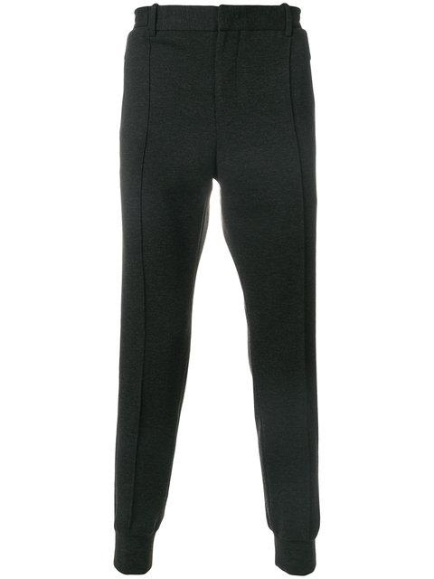 Wooyoungmi Tapered Leg Trousers