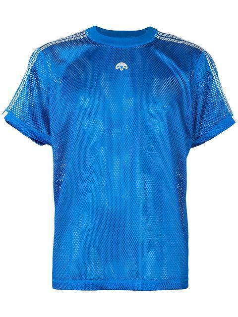 Adidas Originals By Alexander Wang Mesh T-Shirt
