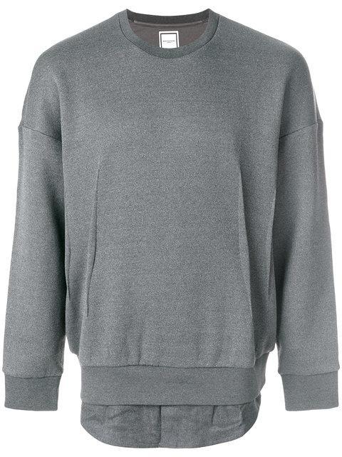 Wooyoungmi Round Neck Sweatshirt