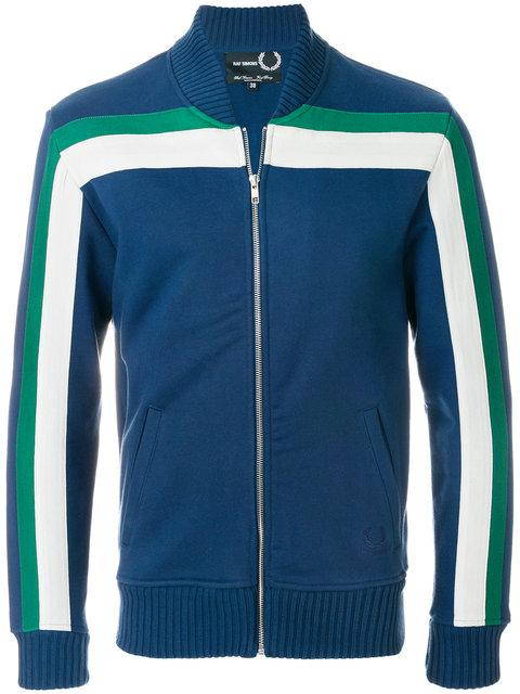 Fred Perry Raf Simons X  Sweat Bomber Jacket
