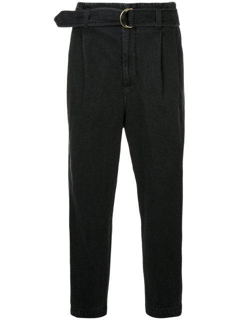 3.1 Phillip Lim High Waist D-Ring Jeans