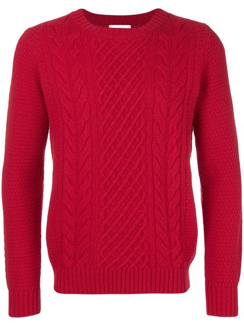 Dondup Cable Knit Jumper
