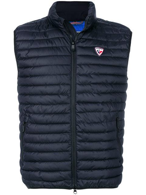 Rossignol Quilted Gilet - Blue