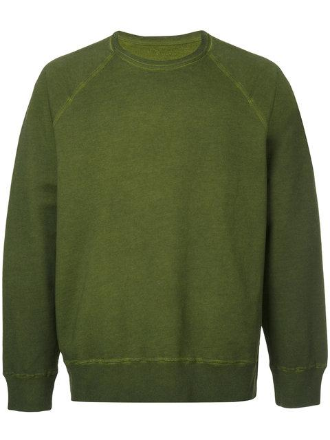 Our Legacy Classic Sweatshirt In Green