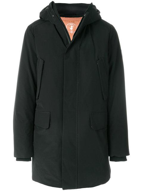 Save The Duck Oversized Hooded Coat