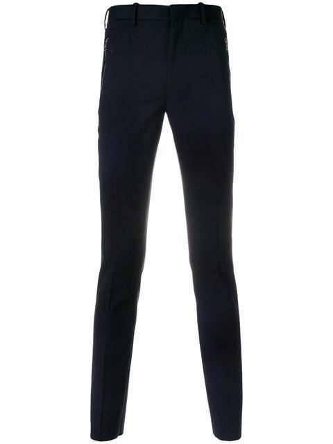 Neil Barrett Slim Fit Tailored Trousers