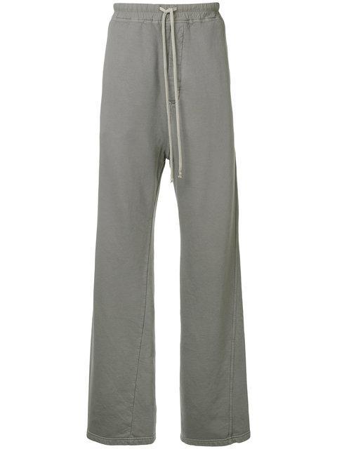 Rick Owens Drkshdw Mastodon Drawstring Trousers