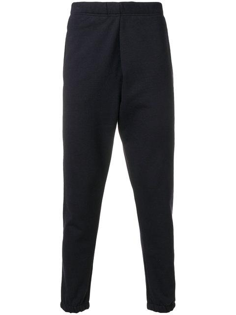 Carhartt Logo Embroidered Track Pants