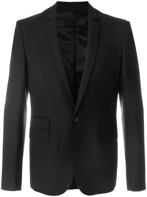 Les Hommes Formal Blazer - Black