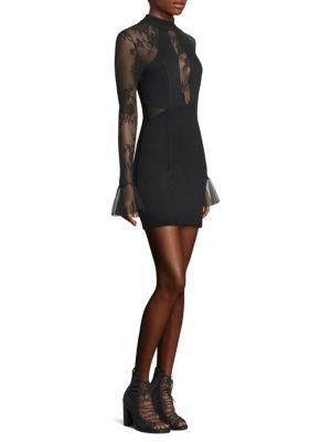 Free People It's Now Or Never Dress In Black