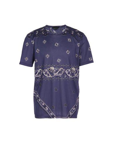 Burberry T-Shirt In Purple