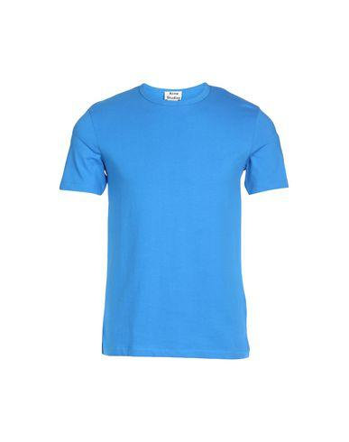 Acne Studios T-Shirt In Azure