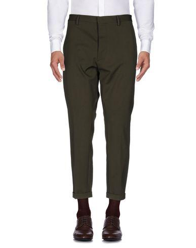 Dsquared2 Casual Pants In Military Green