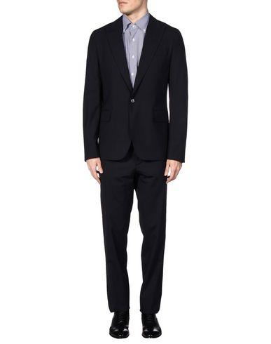 Dsquared2 Suits In Dark Blue