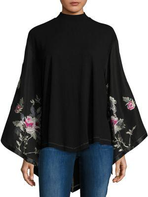 Free People Sydney's Tuesday Top In Black