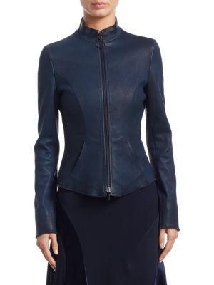 Akris Punto Asymmetric Velvet Midi Skirt In Navy