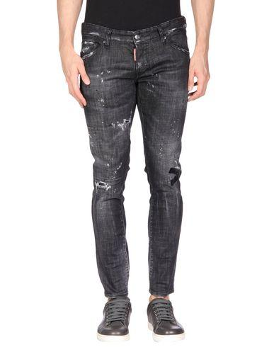 Dsquared2 Denim Pants In Black