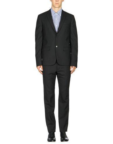 Jil Sander Suits In Black