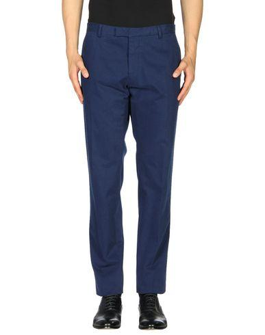 Gucci Casual Pants In Dark Blue