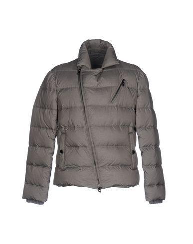 Versace Down Jackets In Grey