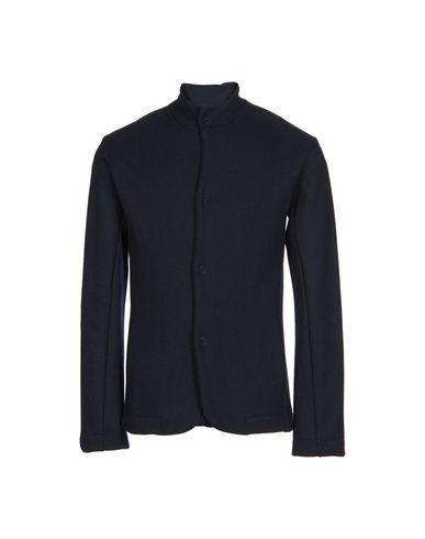 Emporio Armani Jacket In Dark Blue