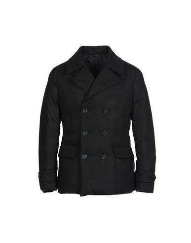 Emporio Armani Down Jacket In Black