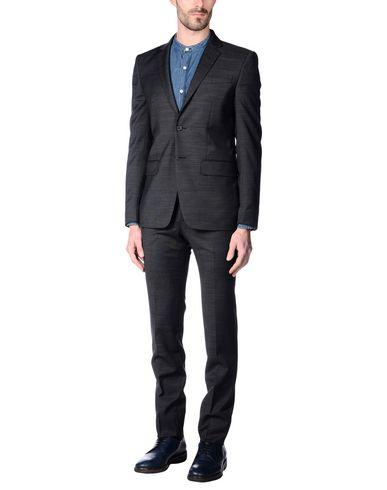 Givenchy Suits In Steel Grey