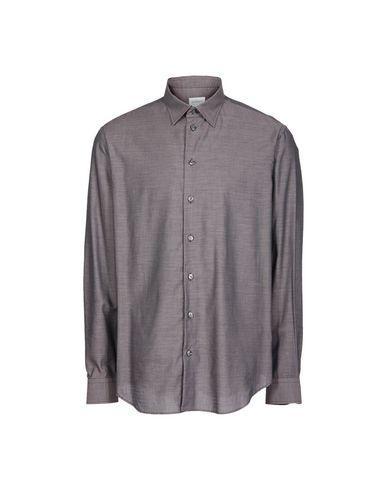 Armani Collezioni Shirts In Mauve