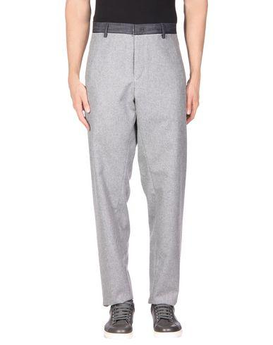 Emporio Armani Casual Pants In Grey