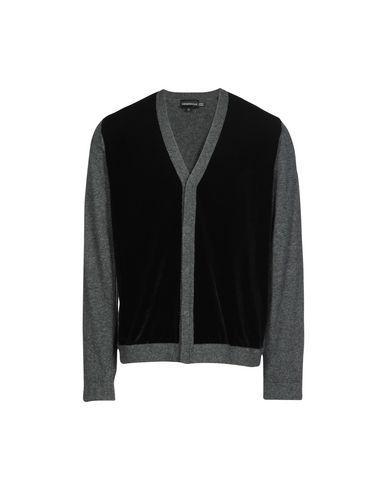 Emporio Armani Cardigan In Black