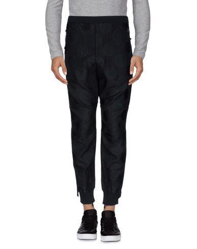 Alexander Mcqueen Casual Pants In Black
