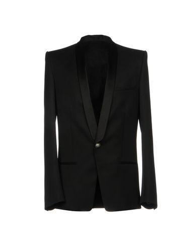 Balmain Blazers In Black
