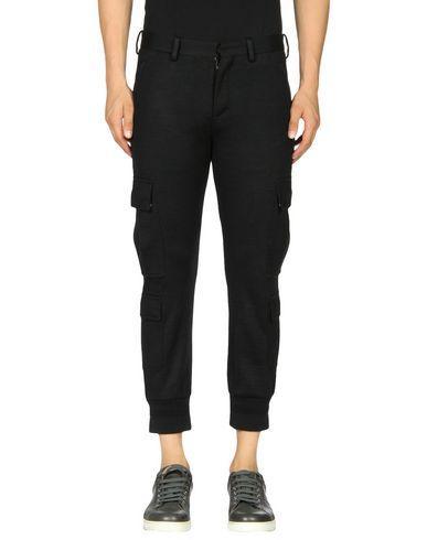 Neil Barrett Casual Pants In Black