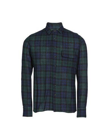 Simon Miller Shirts In Dark Green