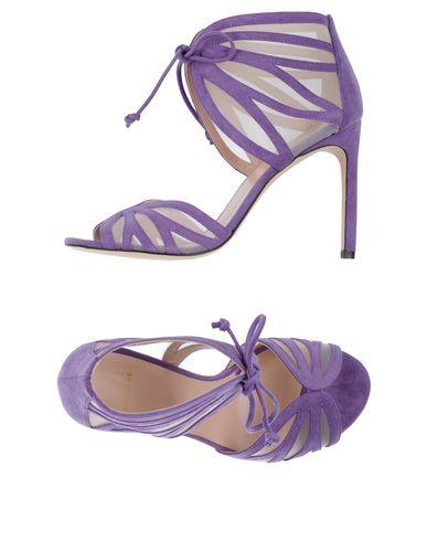 Stuart Weitzman Sandals In Purple