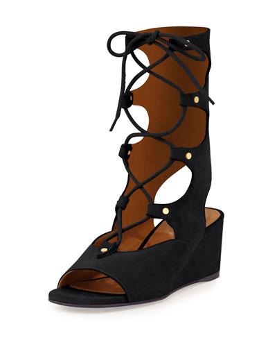 ChloÉ Sandals In Black