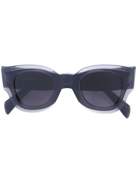 a7d2c4343d0a Celine Eyewear  Marta  Sunglasses - Black