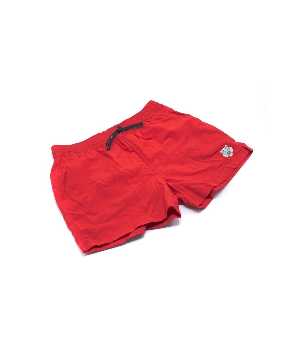 c259f8e2da Kenzo Mens Red Bathing Suit Swim Shorts Tiger | ModeSens