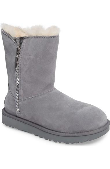 ce62f2a711e Ugg Marice Glitter Inset Boot In Driftwood Suede | ModeSens