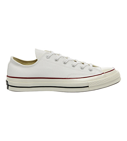 Converse All Star Low-Top Leather Trainers In White