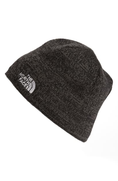 The North Face 'jim' Beanie In Tnf Black Heather