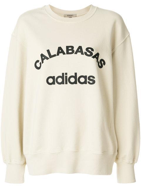 7d94d89b0 Yeezy Calabasas Crew Neck Sweatshirt