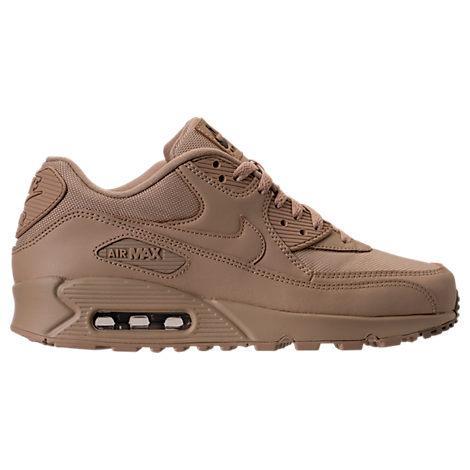 premium selection c6c24 91108 Nike Men s Air Max 90 Ballistic Running Sneakers From Finish Line In Brown
